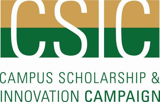 WSU's Campus Scholarship and Innovation Campaign (CSIC)