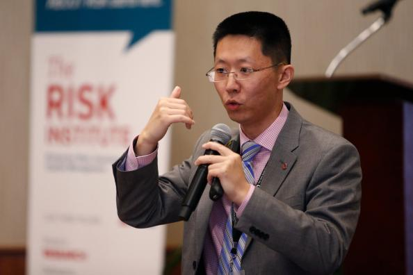 Ohio State's Zhenhua Chen, assistant professor in City and Regional Planning at the Knowlton School of Architecture