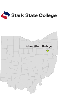 Kent State Stark Campus Map.Stark State College Ohio Higher Ed