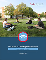 The State of Ohio Higher Education: 2020 Year in Review