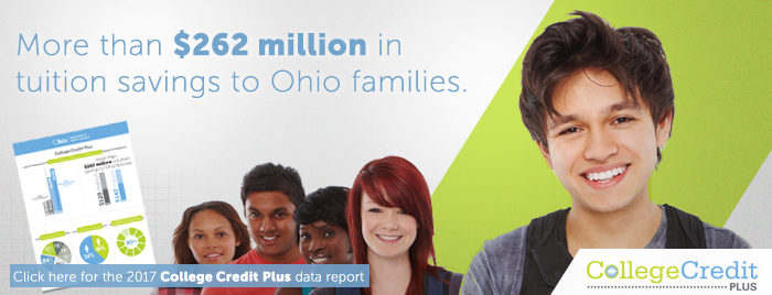 More than 52,000 Ohio High School Students Saved More Than $110 Million on College Tuition