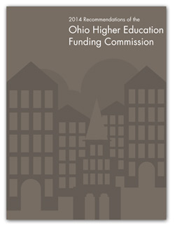 2014 Recommendations of the Ohio Higher Education Funding Commission